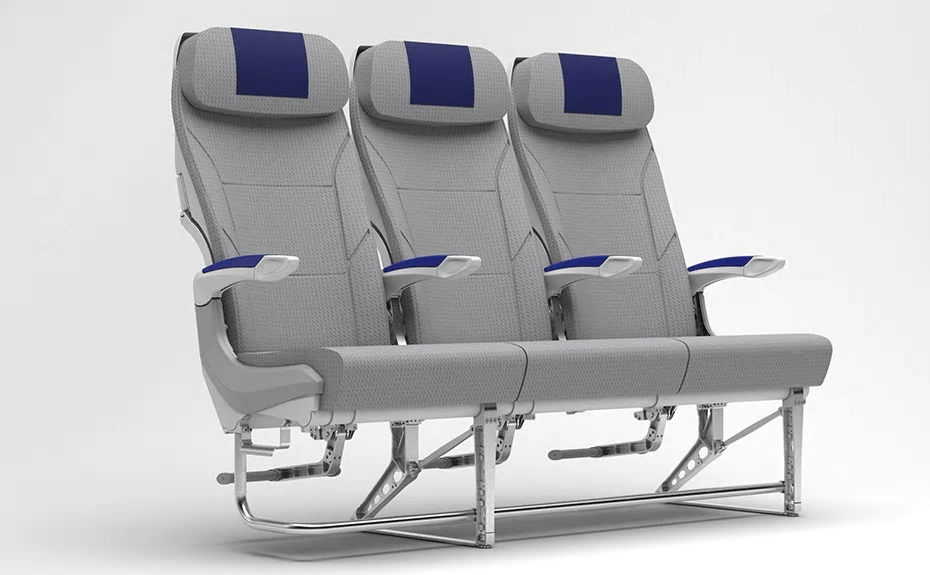 ANA A380エコノミークラス