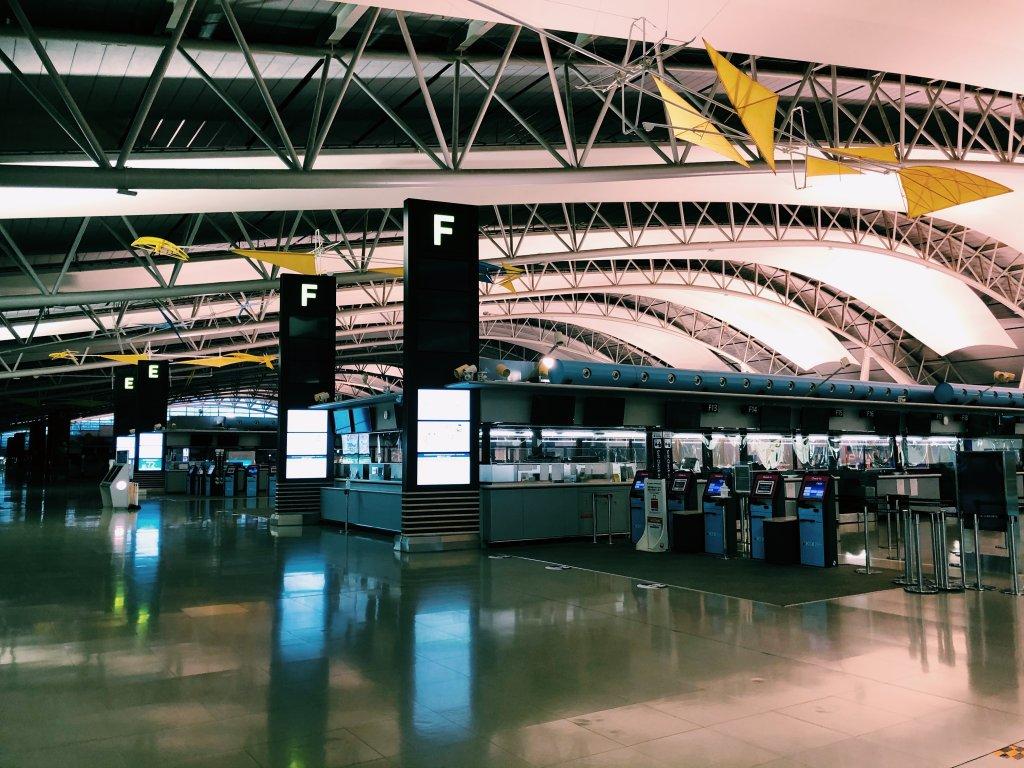 関西空港国際線