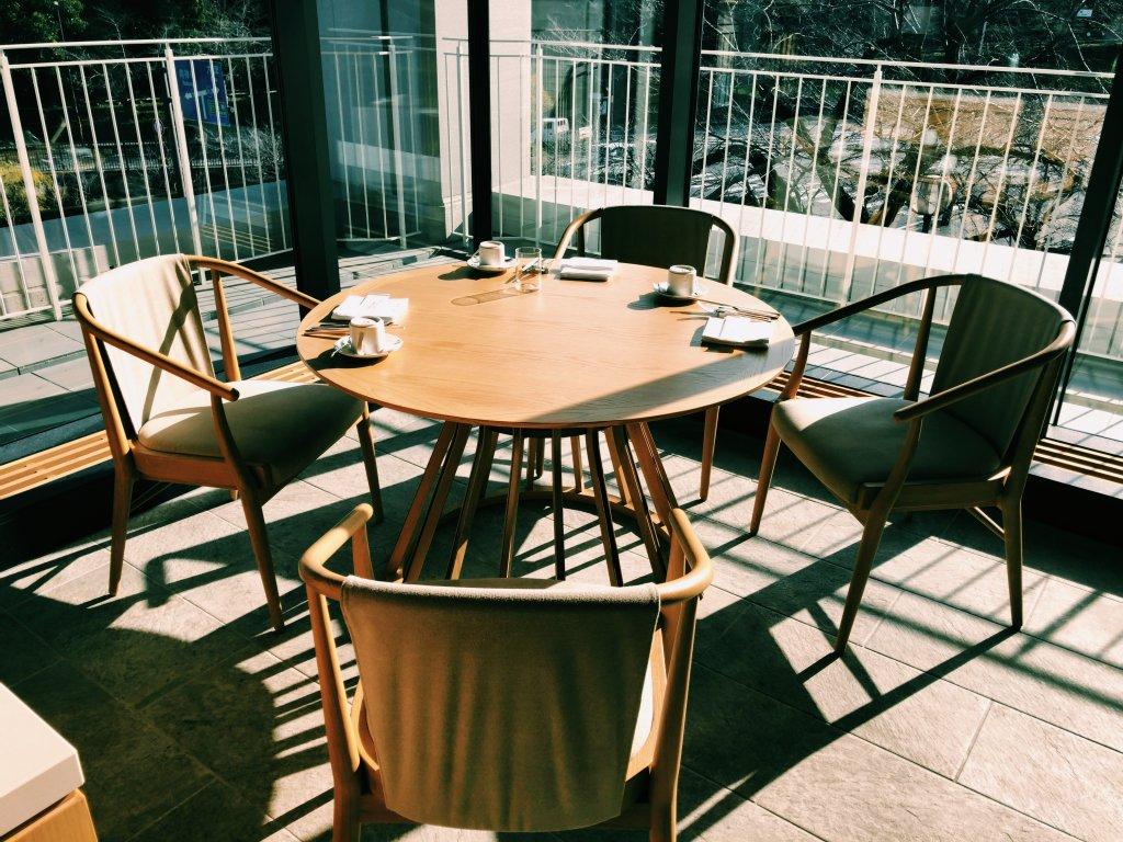 ウェスティン都ホテル京都の朝食