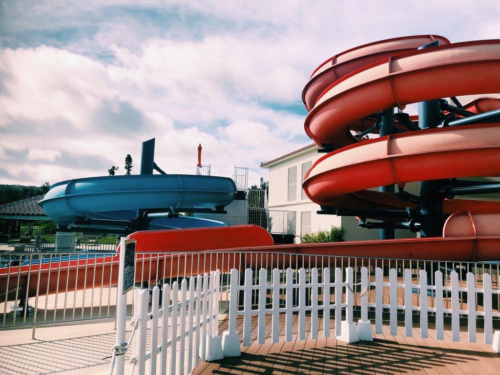 シェラトン沖縄サンマリーナリゾートプール