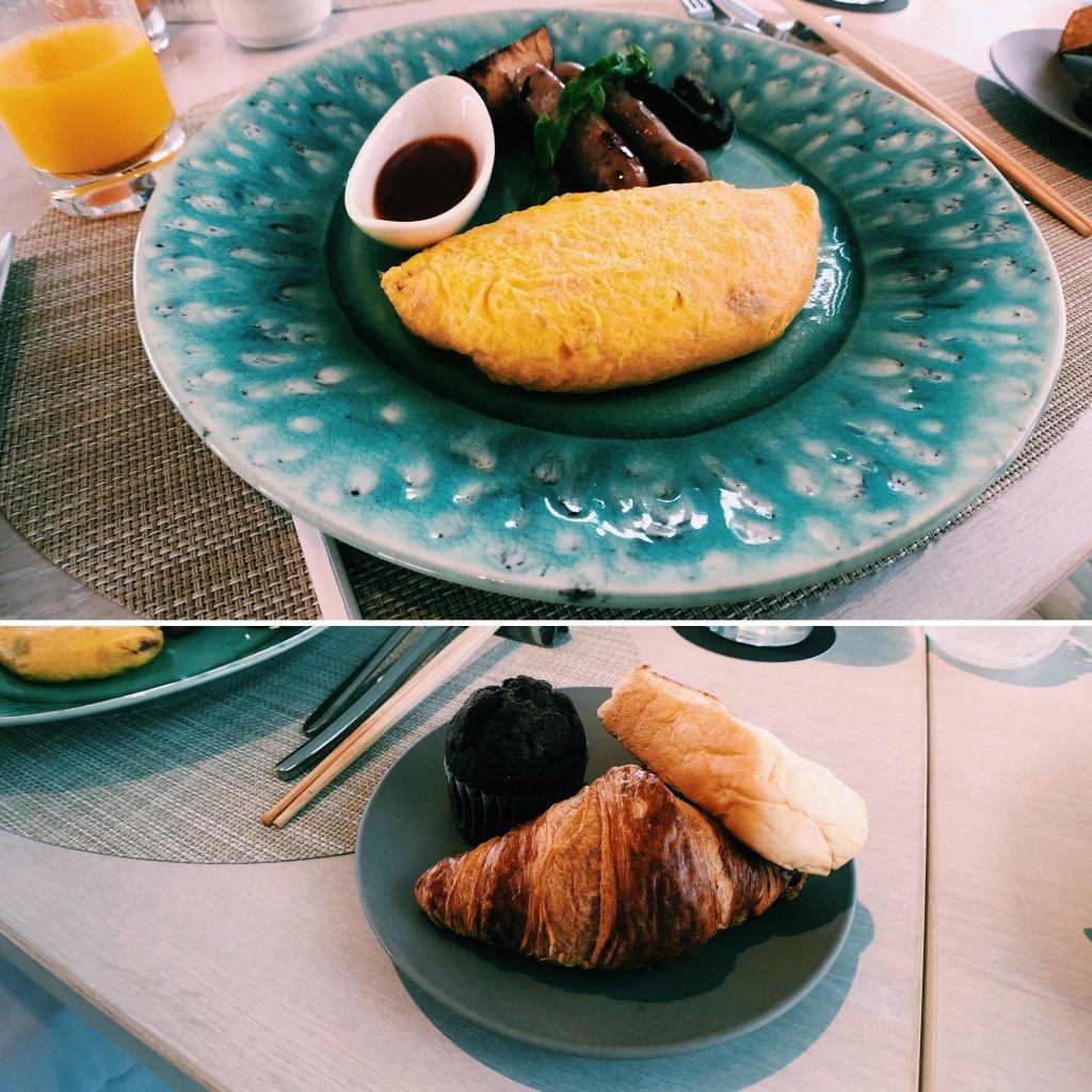 イラフSUIラグジュアリーコレクションホテル沖縄宮古の朝食