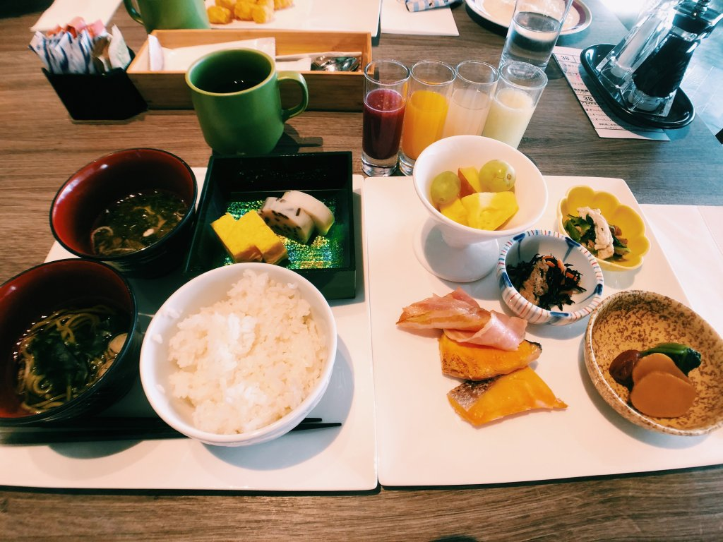 伊豆マリオットホテル修善寺の朝食レビュ―