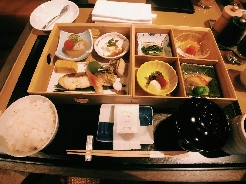 ホテルザミツイ京都朝食