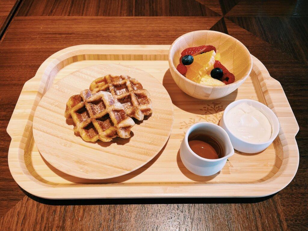 ザ・リッツカールトン日光の朝食